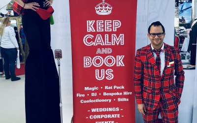 Keep Calm And Book Us  7