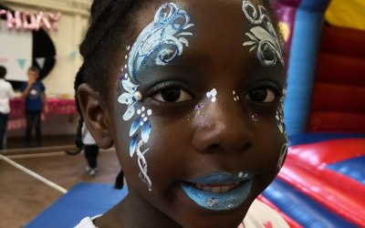 Fantasy Face Painting 5