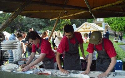 pizzarova mobile catering