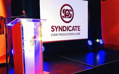 Syndicate Event Productions & Hire 2