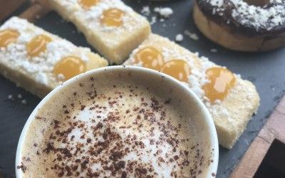 coffee + cakes