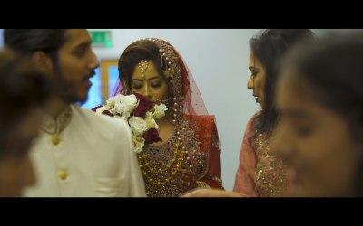 Asian Wedding Video Screenshot