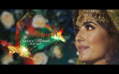 Asian Mehndi Video Screenshot