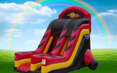 Inflatable Slide Fun
