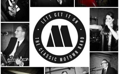 Classic Tamla Motown Band