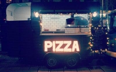 Wild Pizza Co Pizza Vans Bristol