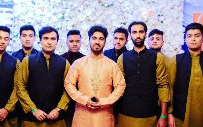 Chand Ali Khan Qawwal & Party 5