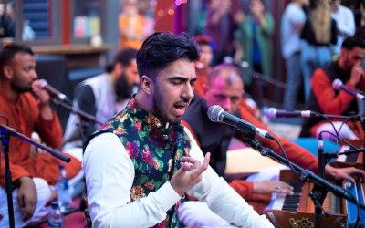 Chand Ali Khan Qawwal & Party 2
