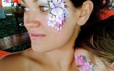 Siobhan Face & Bodypaint 7