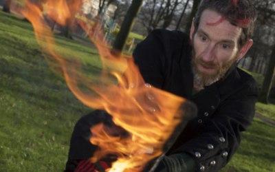Captain Jackdaw and the Rumbucket - Fire Sword