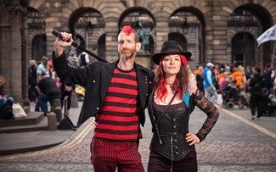 Captain Jackdaw and the Rumbucket - Edinburgh Fringe