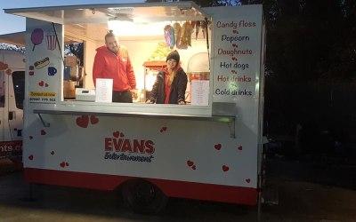 Evans entertainments 2