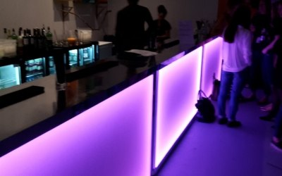 Hired 6m LED Event Bar