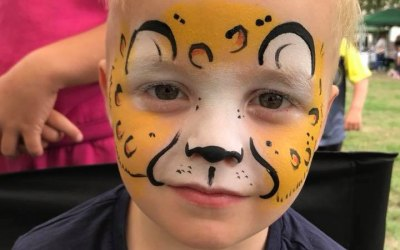 Face Painting by Julie 5