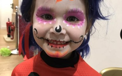 Face Painting by Julie 3