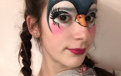 Face Painting by Julie 7