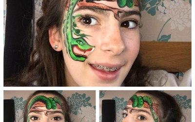 Face Painting by Julie 8