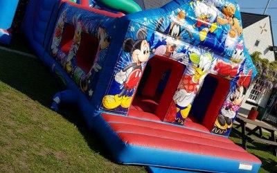 Bouncy bouncy boo castle hire 1