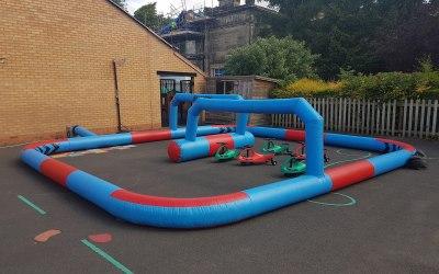 Bouncy bouncy boo castle hire 3