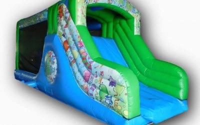 Bouncy bouncy boo castle hire 5