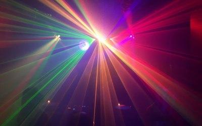 Pro Disco Effect & Laser Hire
