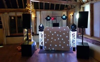 Disco Equipment/Dj  Event Hire