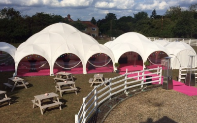 Chinnor marquees 4