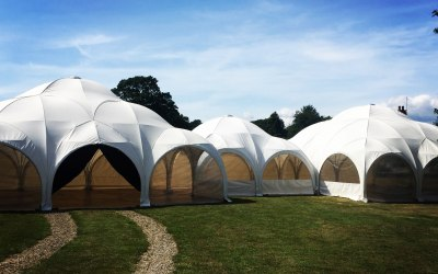 Chinnor marquees 2