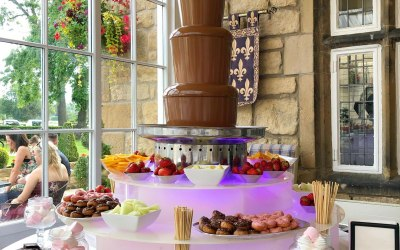 5 Tier Chocolate Fountain