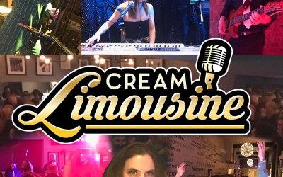 Cream Limousine  1