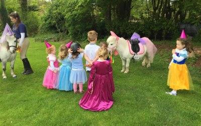princess pony party