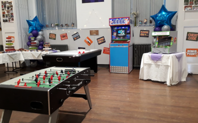 Arcade Games for Hire