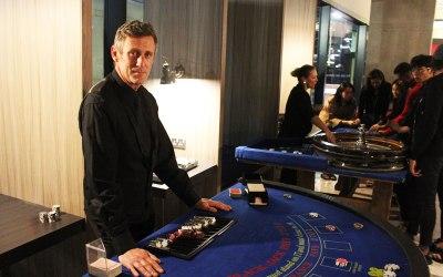 Casino Table & Equipment hire