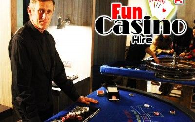 Fun Casino Hire |  Roulette | Blackjack | Poker