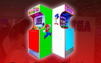 Arcade Games Hire | Retro Arcade Machine Hire