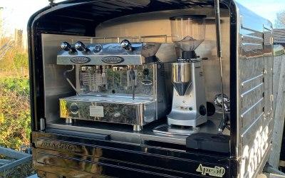 Coffee Piaggio Ape