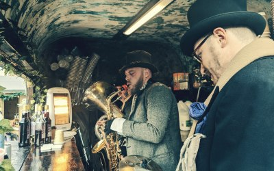 Victorian's getting jazzy at Unstabled