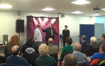 Matthew Barker Magic and Mystery Entertainer  4
