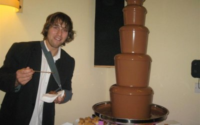 Welsh Chocolate Fountains & Photo booth 2