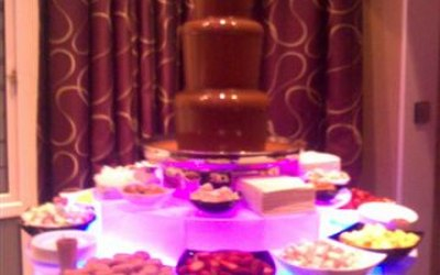 Welsh Chocolate Fountains & Photo booth 4