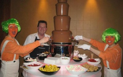 Welsh Chocolate Fountains & Photo booth 5