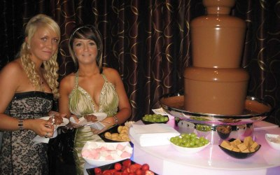 Welsh Chocolate Fountains & Photo booth 6