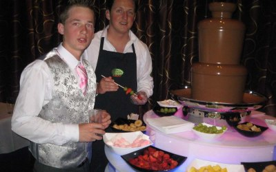 Welsh Chocolate Fountains & Photo booth 7
