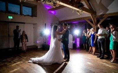 Wedding at Doxford Barns