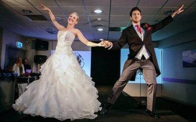 Wedding Dance choreography
