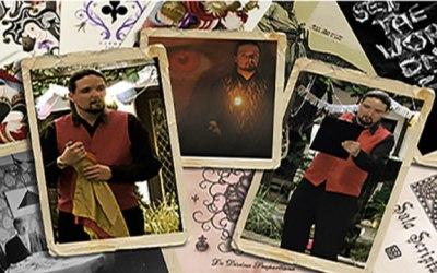 Steve Drury Magician 1