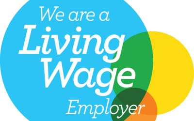 Living Wage Accredited company