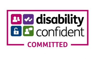 Disability Confident Accredited