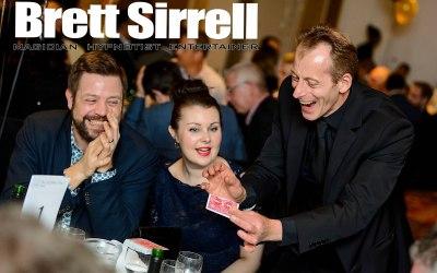 Brett Sirrell Magician 1