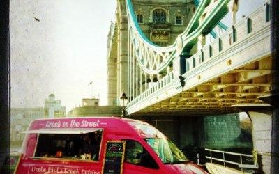 Tower Bridge Street Food Market